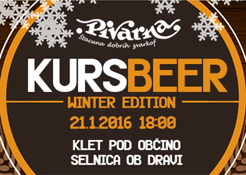 KURSbeer - winter edition